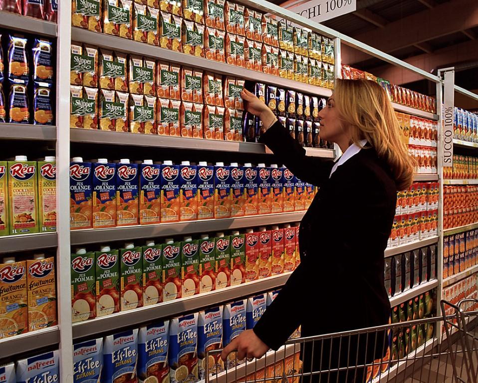 Какие права у покупателя в магазине продуктов