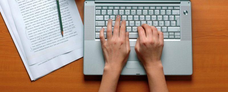 Изображение - Как правильно написать претензию на некачественный товар образец writers_desk-800x324